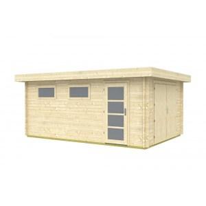 Garage Rasmus - 18,5 m²