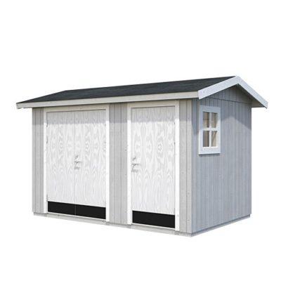 Pontus 7,6 m² Förråd Ingen