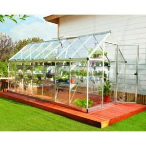 Växthus Harmony - 8 m²