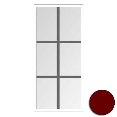 Vinröd spröjs till S30 21, 1500/2, Vinröd