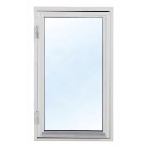 3-glasfönster Trä utåtgående - 1-Luft - U-värde 1,1