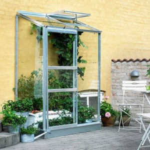 Växthus Altan - 0,9 m²
