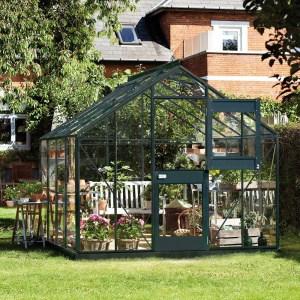 Växthus Junior - 9,9 m² 1