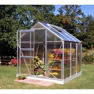 Växthus Popular - 3,8 m² 1