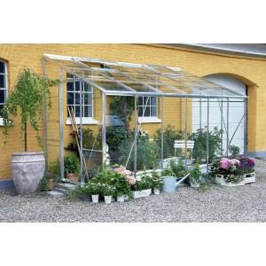 Växthus Royal - 7,2 m²