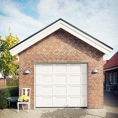 Advant Complete - Spegel Garageport
