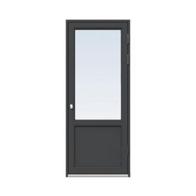 Fönsterdörr/altandörr Energi Premium 10, 21/16, Antracitgrå