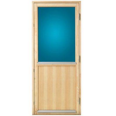 Fönsterdörr/altandörr Grund 8 x 20/12, Högerhängd