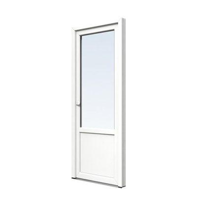Fönsterdörr/altandörr PVC 8, 20/12, 3-glas 0,86