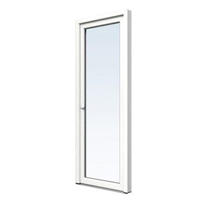 Fönsterdörr/altandörr PVC 8, 20/20, 2-glas 1,3