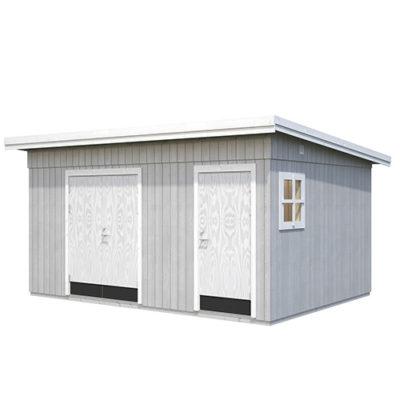 Förråd Viggo 14,9 m² Ingen