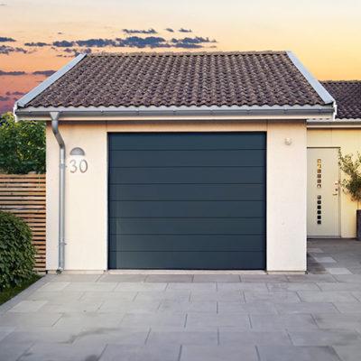 Garageport Advant Complete - Panel