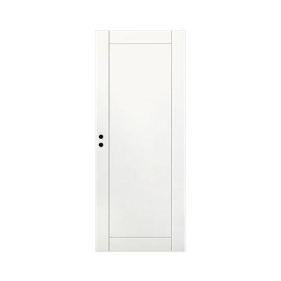 Innerdörr Aspö Grunda Design 8 x 20, Vit
