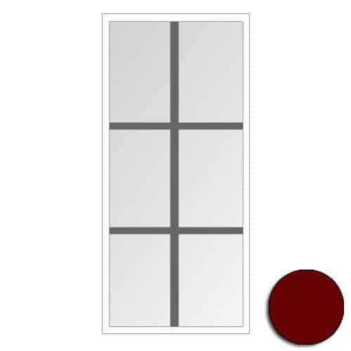 Optimal/Excellent Spröjs 21, 1500/2, Vinröd