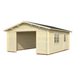 Garage Roger 23,9 Palmako
