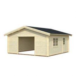 Garage Roger 29,2 kvm Palmako